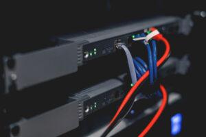 Przedstawienie przykładowego połączenia w sieci projektowanej przez Data Detect